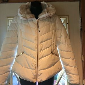 Zara Basics Puffer Jacket